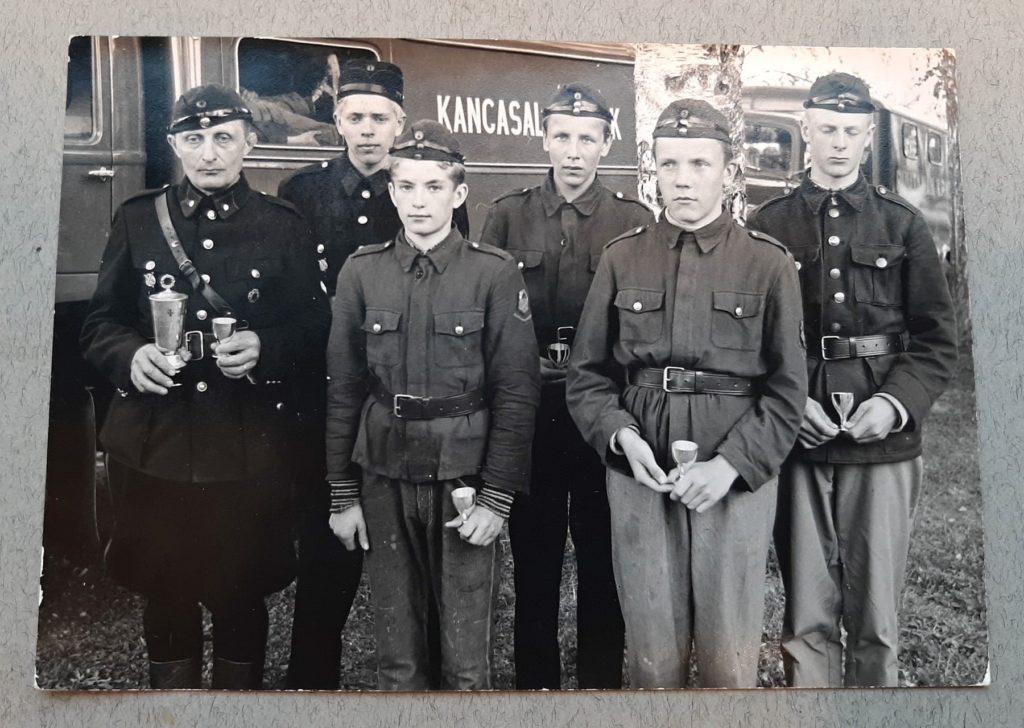 50-luvun poikaosasto