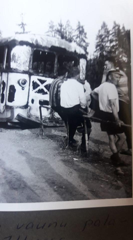Linja-autopalo